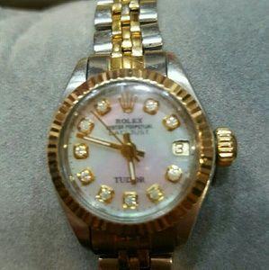 100% Auth. ladies Rolex